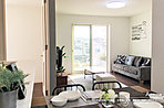 [A号地 内観]平成30年7月撮影 ※写真の家具・調度品は価格に含まれません。
