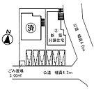【 区画図 】 駅歩9分!