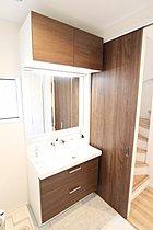 II-E モデルハウス 洗面化粧台