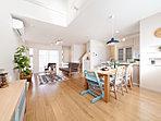 外断熱住宅は、エアコン一台で年中快適!