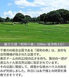 昭和の森公園が...
