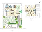 【モデルハウス分譲】21-40号地、価格4100万円、4LDK、土地面積202.9m2、建物面積115.26m2