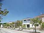 豊かな自然が残された市街化調整地域に接した114区画の壮大な街。