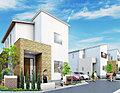 ポラスの分譲住宅 モダンカーサ鎌ヶ谷【敷地40坪超×3スタイルプラン】