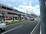横浜市営地下鉄ブルーライン「中田」駅まで200m 中田駅までフラットアクセス徒歩3分。通勤通学に便利な駅近です。