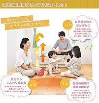 【エコワン】温水式床暖房