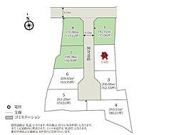 【予告広告】本庄市見福第20期【建築条件付売地】の外観