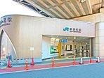 JRおおさか東線 「新加美駅」まで640m 平成30年度末の開業を目指し北区間の建設を進めているJRおおさか東線。京橋や北新地等の北方面に出るときに便利!