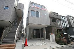 制震・耐火に優れた「等々力」の家/穏やかな住宅街に佇む「ヘーベ...