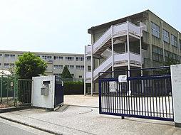 市立上野芝中学...