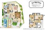 理想の住まいを実現する、フジ住宅の「自由設計」(※プラン例)
