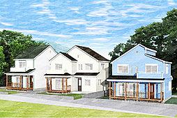 【建築条件付き売地 オレゴン物語 中野】52~69坪以上の3区画