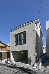 〜限定1邸〜スタイリッシュな都市型3階建住宅!3D映像体験会開催中  室内空間を立体的に体感いただけます。詳しくはお問合せください!(A棟外観イメージ)