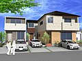 [ ウッドフレンズ ]  岩倉市 岩倉駅南の家 Part4   <国産材でつくる地震に強い家>