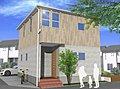 [ ウッドフレンズ ]  中川区 松年町の家 Part2   <国産材でつくる地震に強い家>