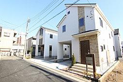 ブルーミングガーデン 東村山市栄町1丁目6区画(建売部分4棟)の外観