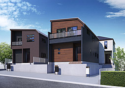 日建住宅の新築住宅【ブライトコート西白井1丁目】プレミアムの外観