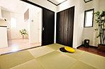 【現地写真】モダンデザインの和室