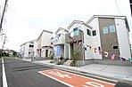 2~6号棟 区画整理地の整備された街並み!敷地面積36坪~駐車スペース2台!ゆとりある区割りです!