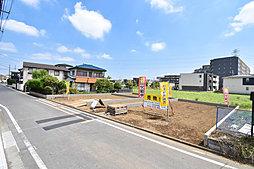 -Comfort Place- コンフォートプレイス三芳町藤久保 土地 全3区画 今回販売3号地の外観