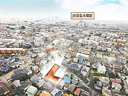 JR幕張本郷駅...
