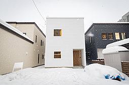 【土屋ホーム】~南側が吹上で明るく開放的なリビングとバルコニーでリゾート気分を味わえる家~の外観