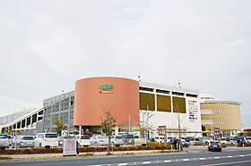 関東最大級のショッピングセンターイーアスつくば:約1550m