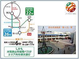 ノーブルコート狭山:交通図
