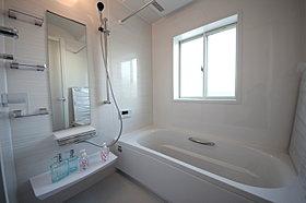 当社施工例 お風呂はゆったり1坪タイプで楽々!