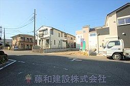 【小手指駅徒歩7分】区画整理地内【建築条件付売地】の外観