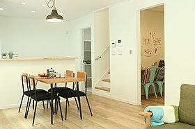家具のご提案もします。住まいのトータルコーディネートも。