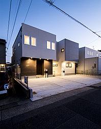 欧倫ホームのコンセプト・デザイナーズハウスです。