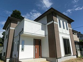 全12区画 分譲開始 モデルハウスも合わせて見学できます。
