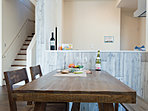 【3号地】重厚な家具もしっくりなじむ落ち着いた雰囲気のお家です