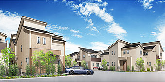 ドリームハウスパークサイド水走が長期優良住宅で新規分譲開始! 人気のエリアに満を持してドリームハウスが全23区画で登場!