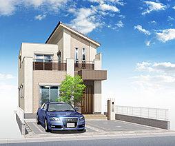 【新規】ドリームハウス住之江区御崎【長期優良住宅】住之江公園近くの全邸南向き・33坪以上の外観