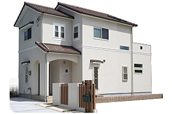 全邸ワイドな敷地面積 30坪以上 自由設計対応  超制振住宅