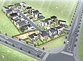 【WishHome】ウィッシュタウン和良比 第8期 全24区画の開発分譲地