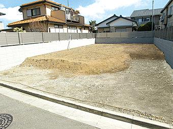 東京都に隣接する市川2丁目に新たな自由設計分譲地の誕生です。