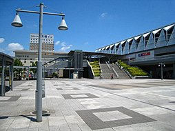 TX守谷駅