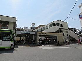 最寄り駅の上板橋駅です。