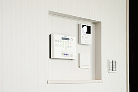 ALSOKホームセキュリテイとリビング床暖房も標準設備です。