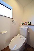 【節水型トイレ】