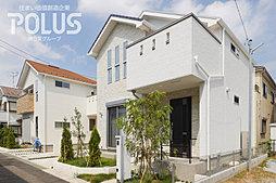 ポラスの分譲住宅 HITO-TOKIひととき新松戸の外観