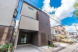 ビルトインガレージ付き住宅 岩塚駅西の家【クレストンホーム】の外観