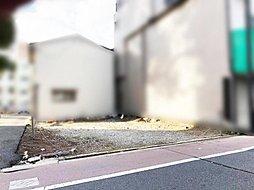 大阪市住之江区安立2丁目【建築条件無 土地 全1区画】