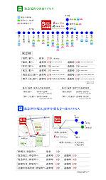【KANJU】スマイルタウン伊丹野間 ~太陽光発電搭載の家で賢く暮らす~:交通図