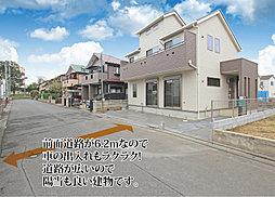 ラビングタウン久米大下24<固定階段付小屋裏収納がある家>全4区画/今回販売1棟
