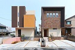 真美ケ丘東小学校区に土地・建物込で2630万円。太陽光付きの特...