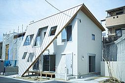 【SOUSEI】三和小校区でお探しの方へ 学校まで徒歩3分 敷地42坪 土地建物セットで2780万円の外観